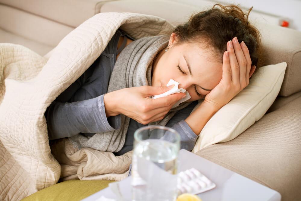 gripe comum