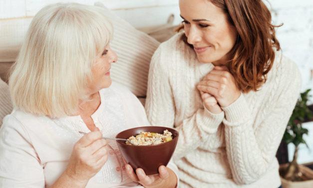Alimentação na terceira idade: confira 8 dicas saudáveis!